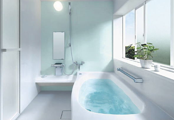 お風呂は愛とお金を貯める場所