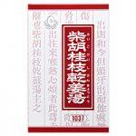 更年期障害に用いられる漢方薬 柴胡桂枝乾姜湯(さいこけいしかんきょうとう)